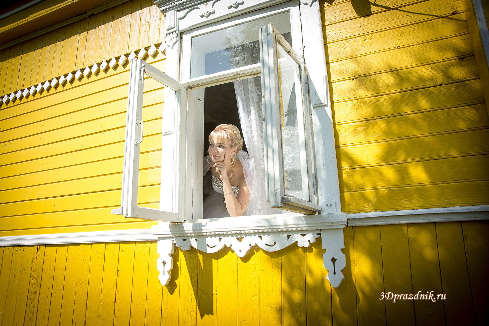 Невеста Елена. В ожидании.