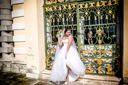 Невеста Ирина. Кусково.