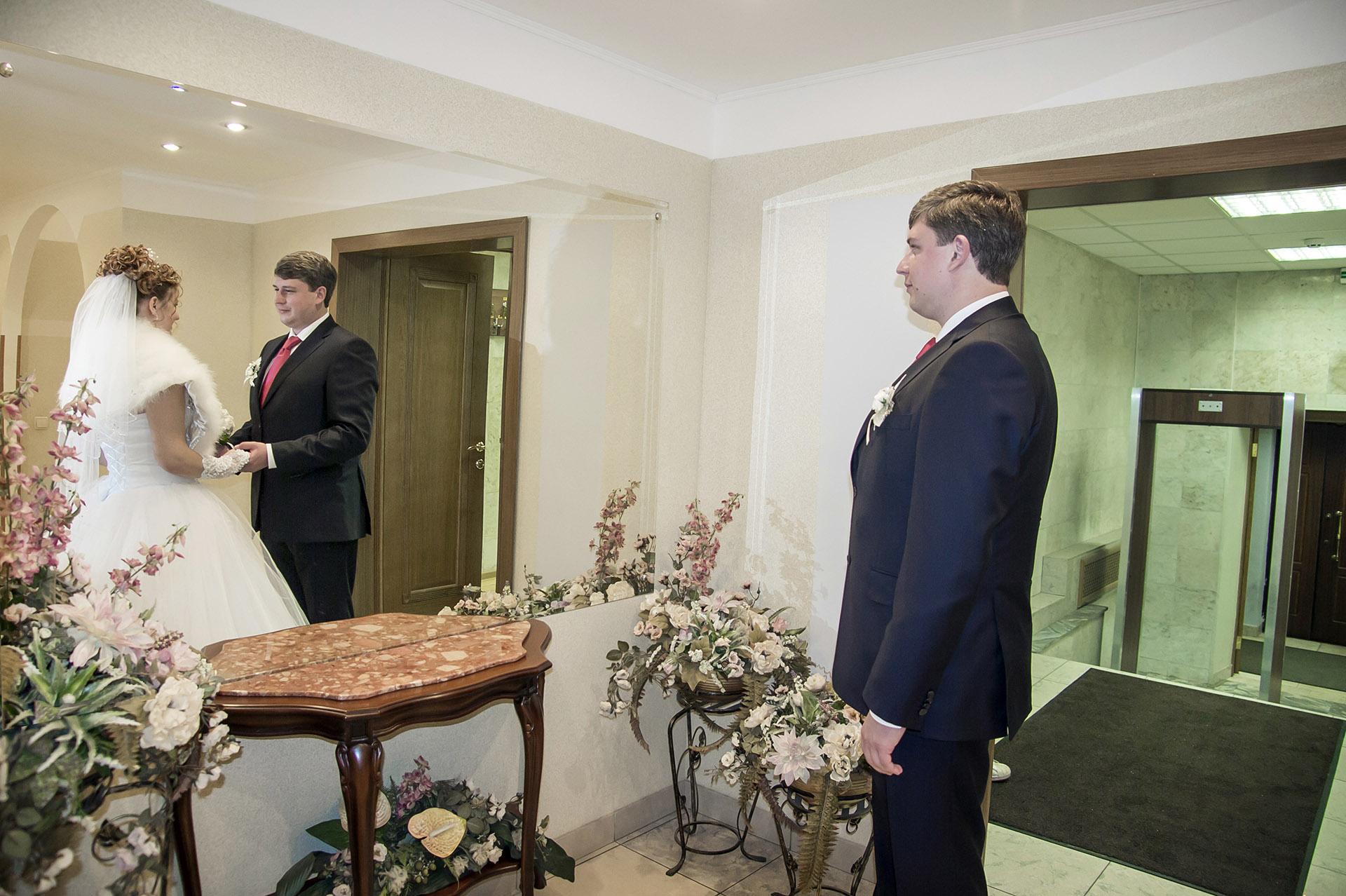 Дмитрий и Татьяна. Мечты жениха