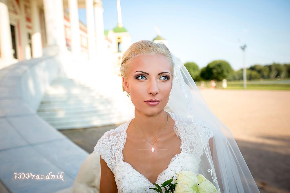 Пример работы свадебного фотографа