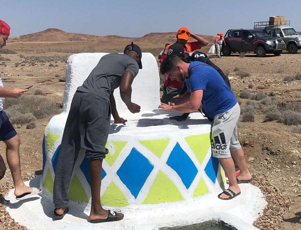 Puits sur Djibouti