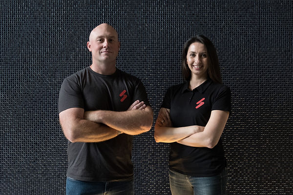Dreifuss, Carolina and partner, Alex Pry