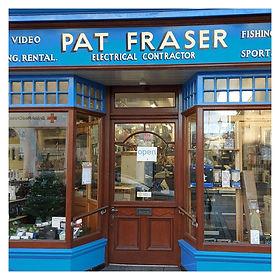Pat Fraser Radio & TV