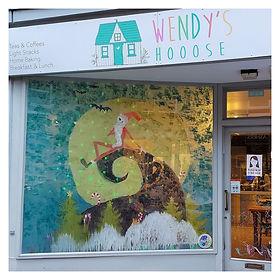 Wendy`s Hooose