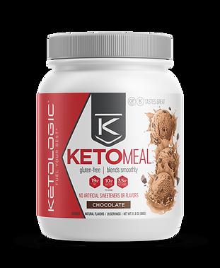 KetoLogic Chocolate KetoMeal