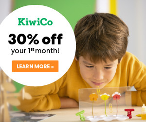 KiwiCo 30% Off First Month