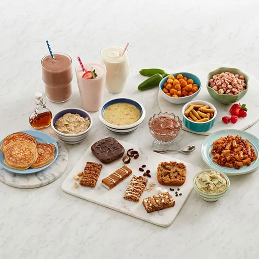 Medifast Meals Shakes and Bars