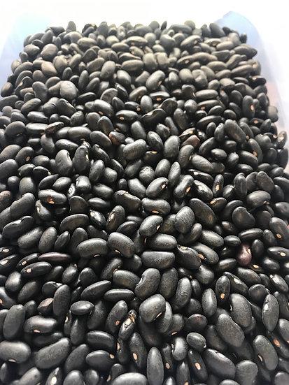 Organic black turtle beans (100g)