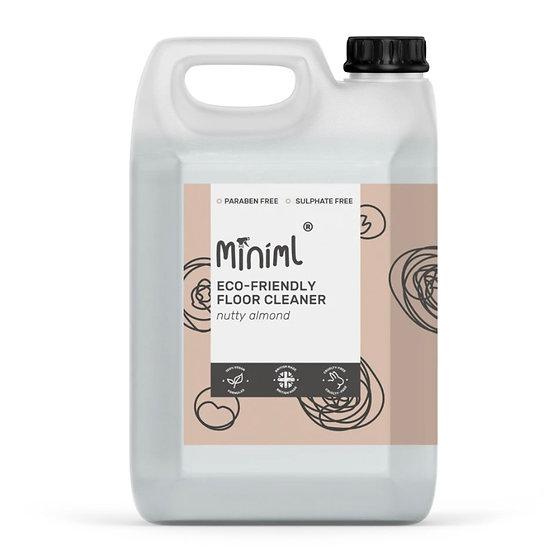Miniml floor cleaner - almond (100ml)