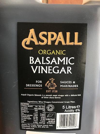 Organic balsamic vinegar (100ml)