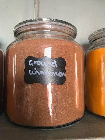 Ground cinnamon (10g)