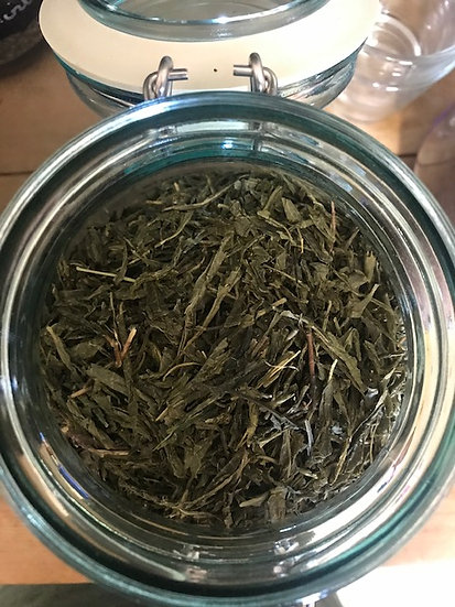 Chinese sencha green tea loose leaf (100g)