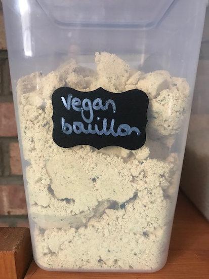 Vegetable bouillon (reduced salt) - vegan, gluten free (100g)