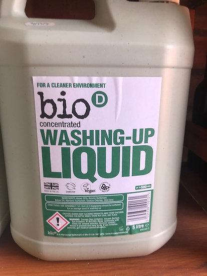 Bio-D washing up liquid (100ml)