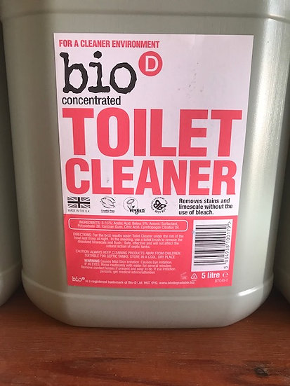 Bio-D toilet cleaner (100ml)