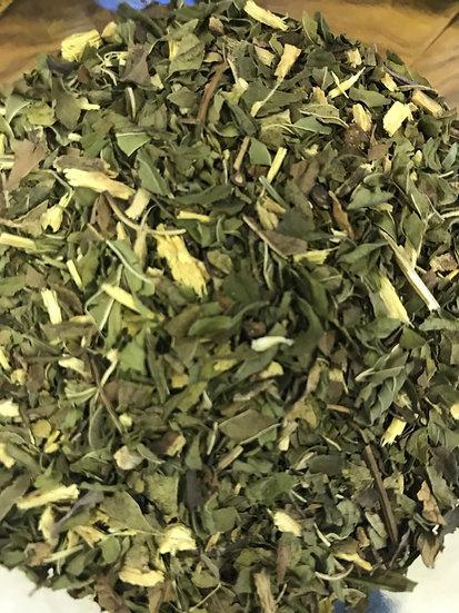 Liquorice mint loose leaf tea (100g)