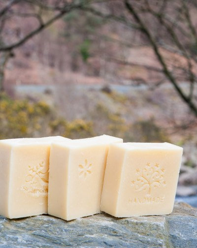 Natural pumice soap by Bare (100g)