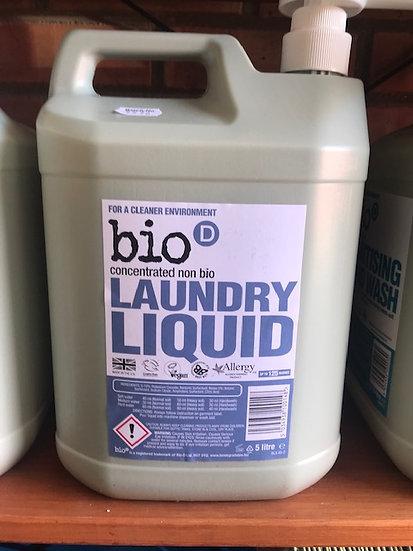 Bio-D laundry liquid (100ml)
