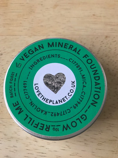Love the Planet mineral foundation (10g tin)