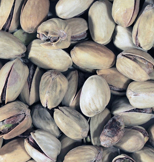 Pistachios - roasted & salted (100g)