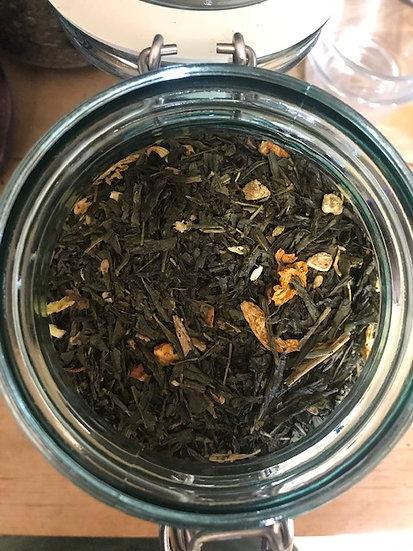 Lemon & ginger tea loose leaf (100g)