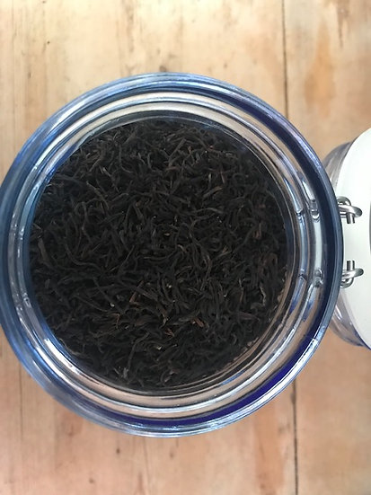 Organic Assam tea - loose leaf (100g)