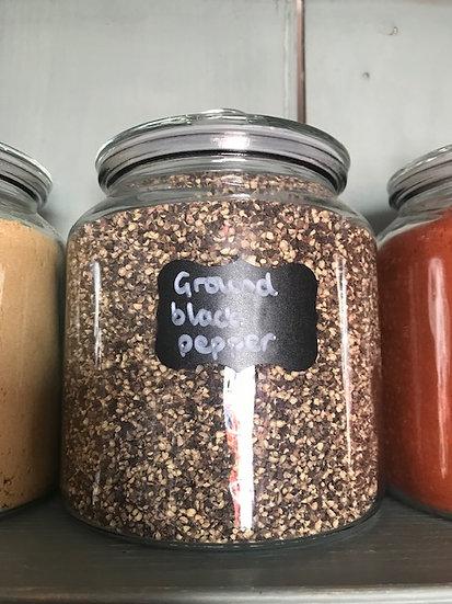 Ground black pepper (10g)
