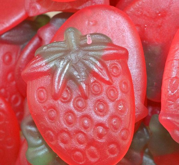 Giant strawberries - vegan (100g)