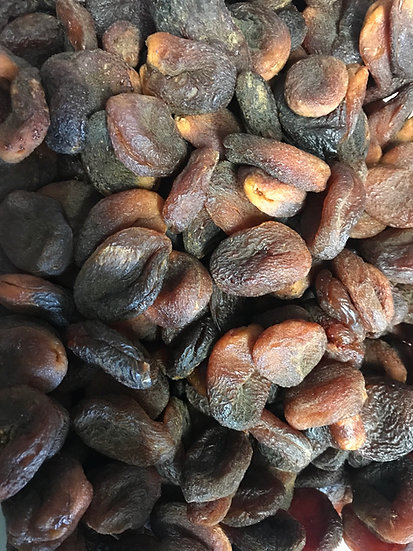 Organic apricots (100g)