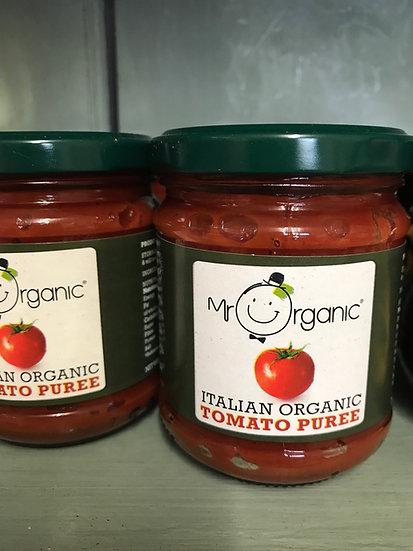 Organic tomato puree (200g)