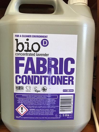 Bio-D Lavender Fabric Conditioner (100ml)