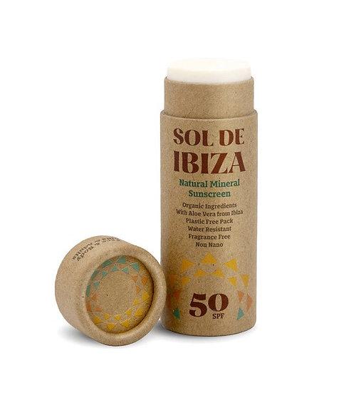 Vegan sunscreen SPF50