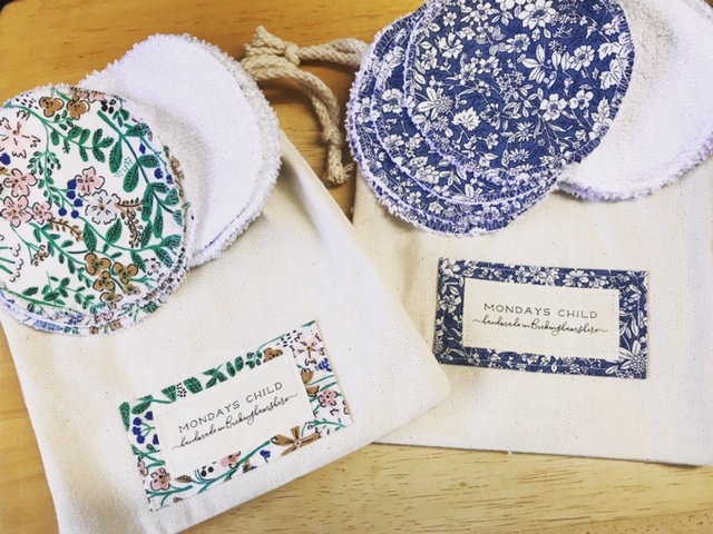 Reusable make-up wipes (7s)