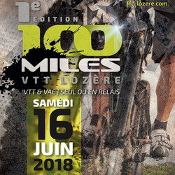 100 MILES VTT LOZERE