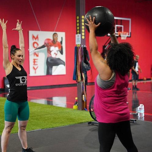 Personal Training ( 2 times per week)