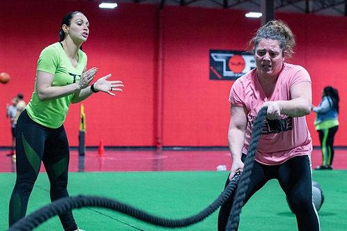 Personal Training ( 3 times per week)