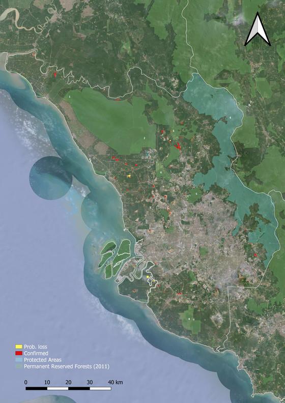 Malaysia Review 2 (Jan-Jul '21): SW Peninsular Malaysia - Selangor, Negeri Sembilan, Melaka, Johor