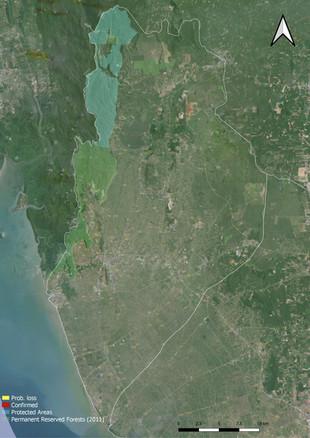 Malaysia Review 1 (Jan-Jul '21): NW Peninsular Malaysia - Perlis, Kedah, Pulau Pinang, Perak