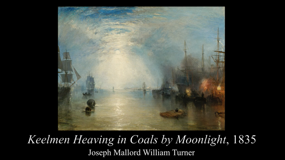 "Finn Mattingly, ""In Coals by Moonlight"""