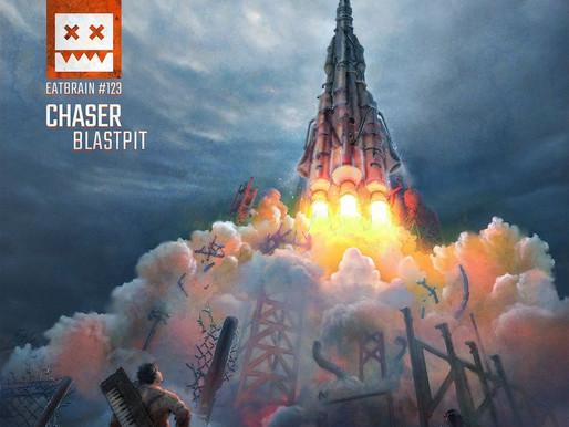 Chaser - Blastpit EP - Eatbrain / EATBRAIN123