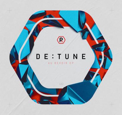 De:Tune - Au Revoir EP - ProgRAM / PRGRAM132