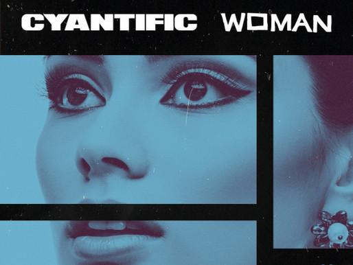 Cyantific - Woman - Viper Recordings / VPR225