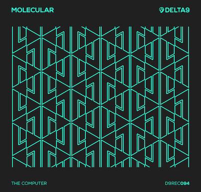 Molecular - The Computer / Saga - D9REC094