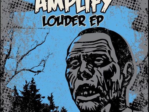 Amplify -  Louder EP - Zombie Recordings / ZOMBIEUK050