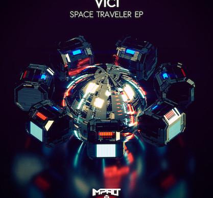 Vici - Space Traveller EP - Impact Music / IMPCT036