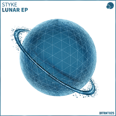 Styke - Lunar EP - Differential Recordings / DFFRNT025