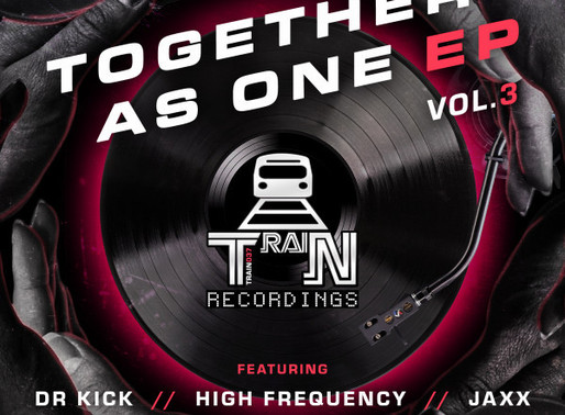 Various Artists - Together As One Vol 3 - Train Recordings