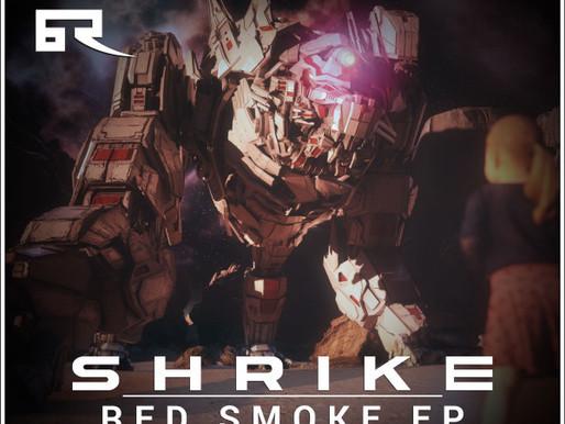 Shrike - Red Smoke EP - Bad Taste Recordings / BT144DD
