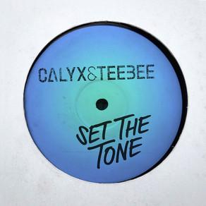 Calyx & TeeBee - Set The Tone - Plates / PLATE007