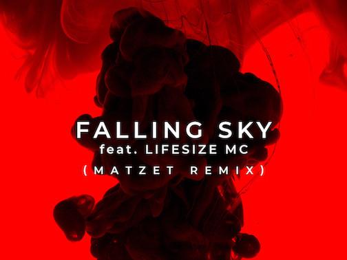 "Ripple // ""Falling Sky"" Remixed - Ripple Music / RPL003"